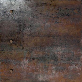 Apavisa Metal titanium lappato circle-3 60x60
