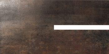 Apavisa Metal titanium lappato inserto 2,5x30 30x60