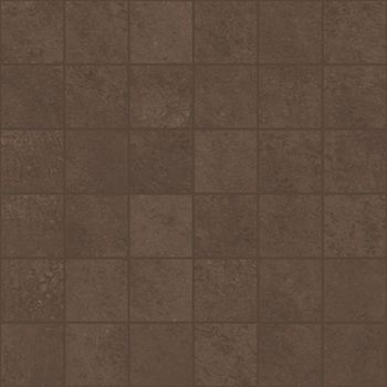Apavisa Microcement brown lappato mosaico 5x5 (30x30)