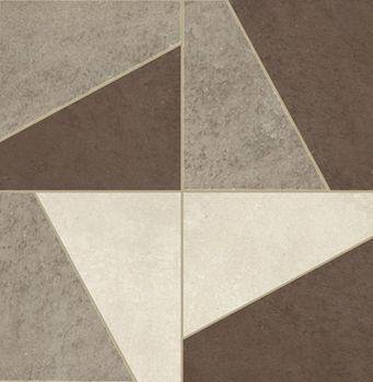 Apavisa Microcement dark lappato mosaico poly 30x30
