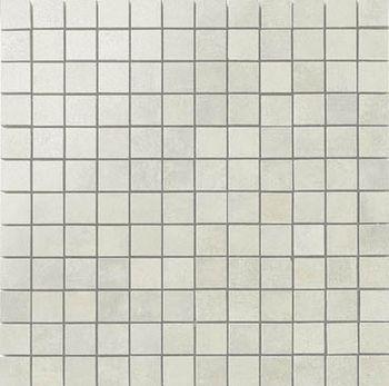 Apavisa Nanocorten white lappato mosaico 2.5x2.5 30x30