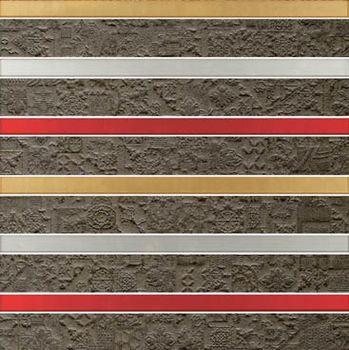 Apavisa Nanoeclectic Black mix mosaico 30x30