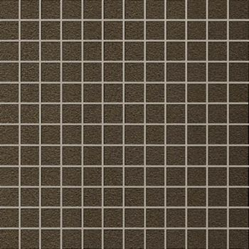 Apavisa Nanoeclectic Black natural mosaico 2,5x2,5 30x30