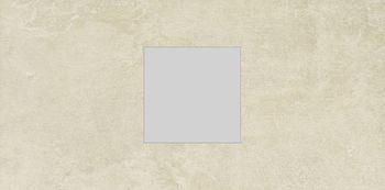 Apavisa Nanoevolution beige striato inserto 15x15 30x60