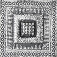 Apavisa Nanoevolution silver taco 15x15