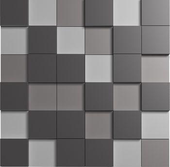 Apavisa Nanofantasy brown mosaic 5x5 30x30