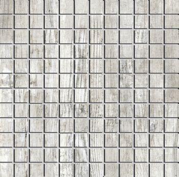 Apavisa Nanoiconic white natural mosaico 2.5x2.5 30x30