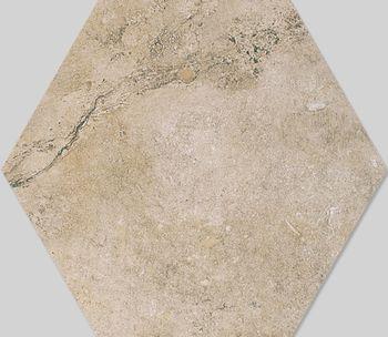 Apavisa Neocountry beige natural hexagonal L34,38 52x60
