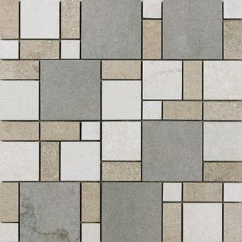 Apavisa Neocountry policromatico natural mosaico 30x30