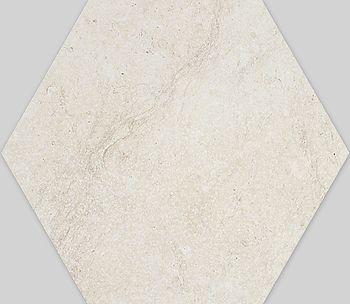 Apavisa Neocountry White natural hexagonal L34,38 52x60