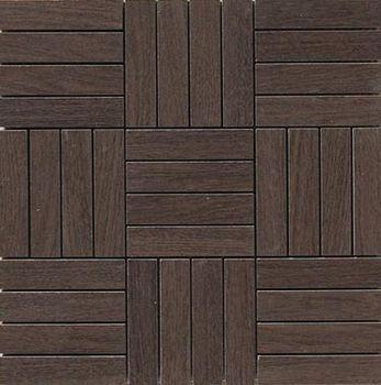 Apavisa Oak moka natural mosaico hybrid 30x30