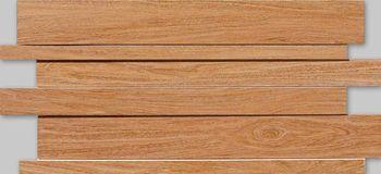 Apavisa Oak ochre natural mosaico multi sin fin 30x60