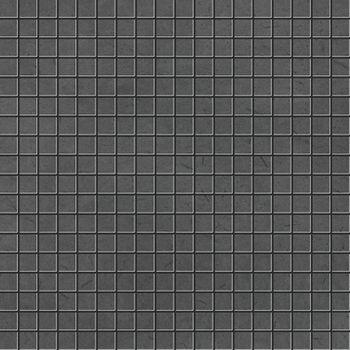 Apavisa Otta antracita lappato mosaico 1.5x1.5 30x30