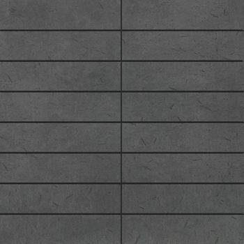 Apavisa Otta antracita lappato mosaico 3.5x15 30x30