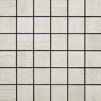 Apavisa Outdoor white natural mosaico 5x5 30x30