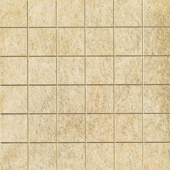 Apavisa Quartzstone Deco beige estructurado preincision 5x5 30x30