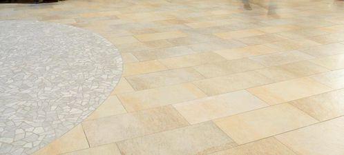 Apavisa Quartzstone Habitat beige lappato 30x60