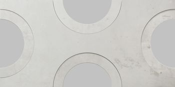 Apavisa Regeneration white natural decor moon 45x90