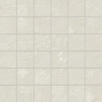 Apavisa Rendering marfil natural mosaico decor 5x5 30x30