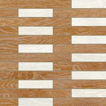 Apavisa Rovere ochre decape mosaico link 30x30
