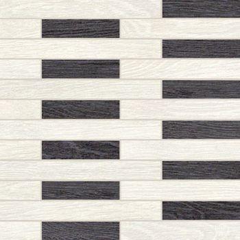 Apavisa Rovere white decape mosaico link 30x30
