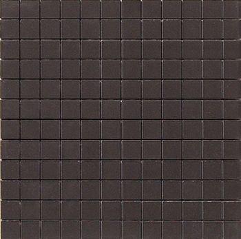 Apavisa Spectrum black satinado mosaico preinsicion 2,5x2,5 30x30