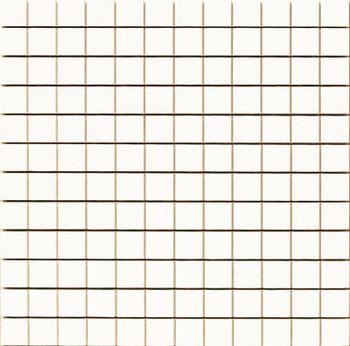 Apavisa Spectrum white satinado mosaico preinsicion 2,5x2,5 30x30