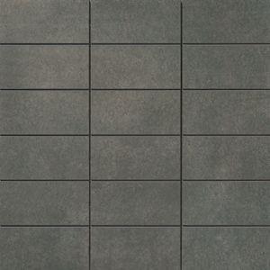 Apavisa Newstone Urban antracita lappato mosaico 5x10 30x30