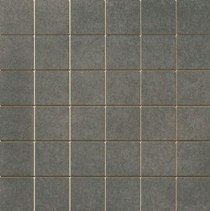 Apavisa Newstone Urban antracita lappato mosaico 5x5 30x30