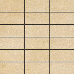 Apavisa Newstone Urban beige lappato mosaico 5x10 30x30