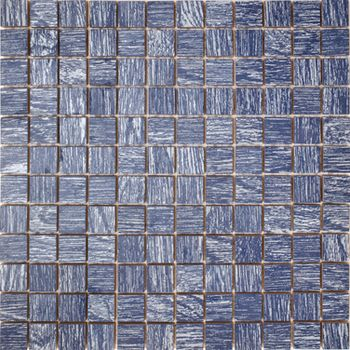 Apavisa Vintage blue natural mosaico 2,5x2,5 30x30