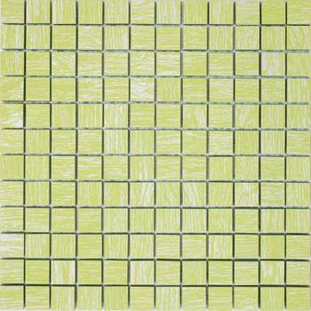 Apavisa Vintage green natural mosaico 2,5x2,5 30x30