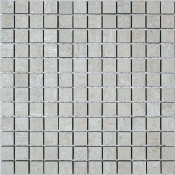 Apavisa Vintage grey natural mosaico 2,5x2,5 30x30