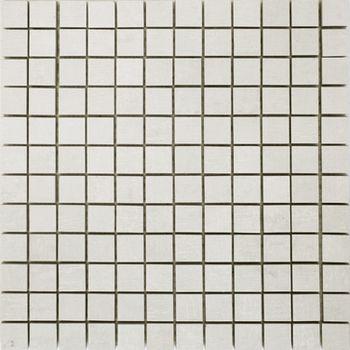 Apavisa Vintage white natural mosaico 2,5x2,5 30x30