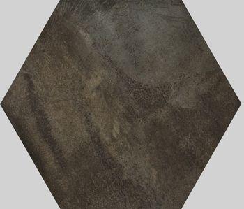 Apavisa Xtreme black lappato hexagonal