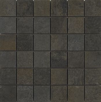 Apavisa Xtreme black lappato mosaico 5x5