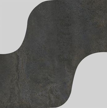 Apavisa Xtreme black lappato wave