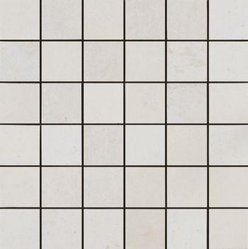 Apavisa Xtreme white lappato mosaico 5x5
