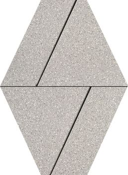 Apavisa Nanoterratec Grey Lappato Diamond Decor