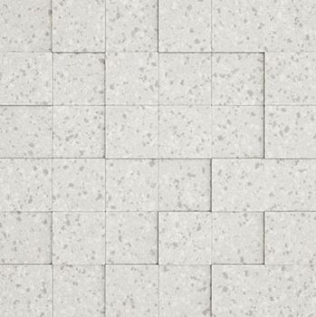Apavisa Nanoterratec White Natural Mosaico 5x5