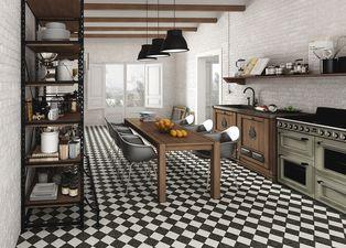 Apavisa Terrazzo Black Decor 30x30
