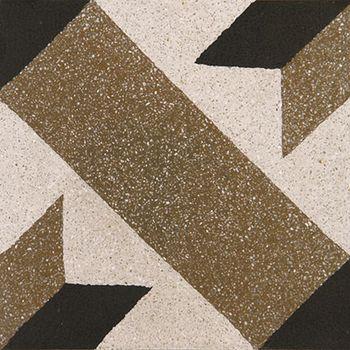 Apavisa Terrazzo Brown Decor 30x30