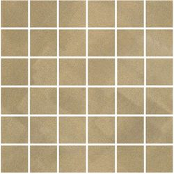 Aluminum gold spa mos 5x5 29,75X29,75