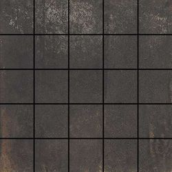 A.Mano Mosaico Black Natural 5x5 30x30