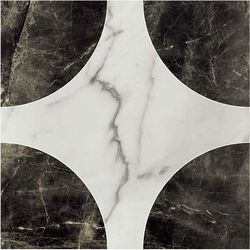 Marble 7.0 Calacatta Polished Decor 90x90