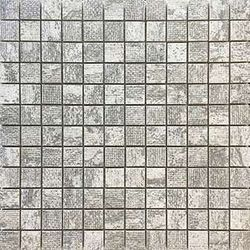 Nanofacture 7.0 Grey Natural Mosaico 2.5 30x30