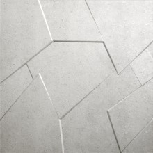 Apavisa Anarchy white natural prism 60x60