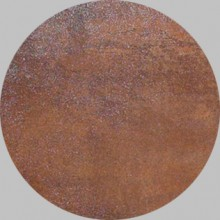 Apavisa Circle moon metal copper natural 25x25