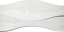 Apavisa Materia White Natural Ramp Onda 18x90