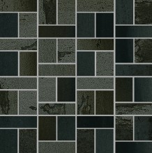 Apavisa Metal 2.0 green Mosaico Mix 30x30